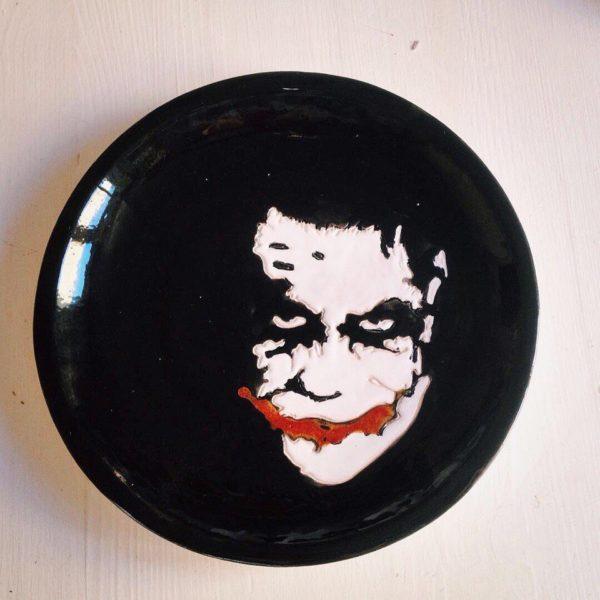 "тарелка ""joker"""